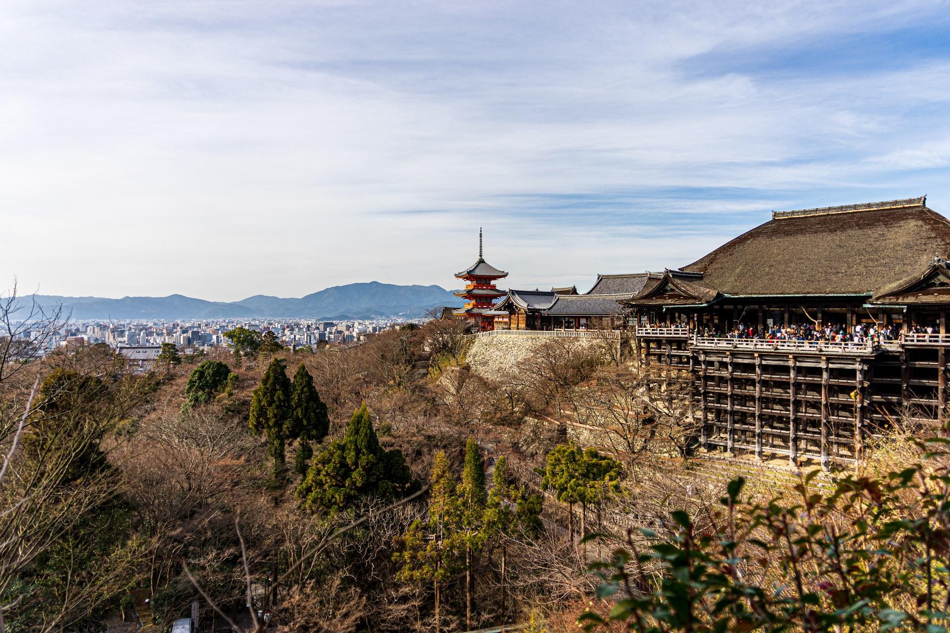 【日本京都】嵐山清水寺伏見稻荷一日遊