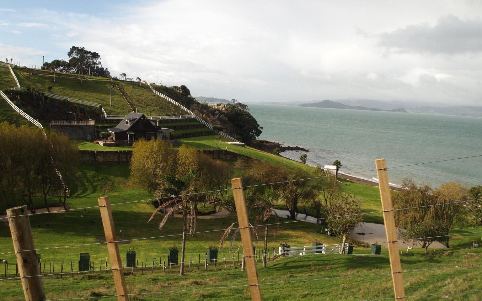 【紐西蘭奧克蘭】懷赫科島渡輪酒莊一日遊